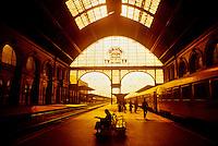 Keleti Train Station, Budapest, Hungary