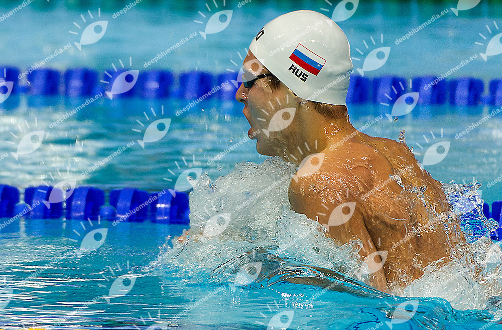 AMALTDINOV Marat Russia RUS<br /> 200 breaststroke men<br /> 27th Summer Universiade <br /> 5 - 17 July 2013 Kazan Tatarstan Russia<br /> Day 08 Swimming finals<br /> Photo G. Scala/Insidefoto/Deepbluemedia.eu