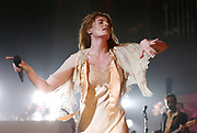 Florence Welch of Florence + The Machine performs live on stage at The Royal Festival Hall on May 8, 2018 in London, England.  (Photo by Simone Joyner)