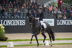Wandres Frederic, GER, Zucchero OLD<br /> World Championship Young Dressage Horses - Ermelo 2019<br /> © Hippo Foto - Dirk Caremans<br /> Wandres Frederic, GER, Zucchero OLD