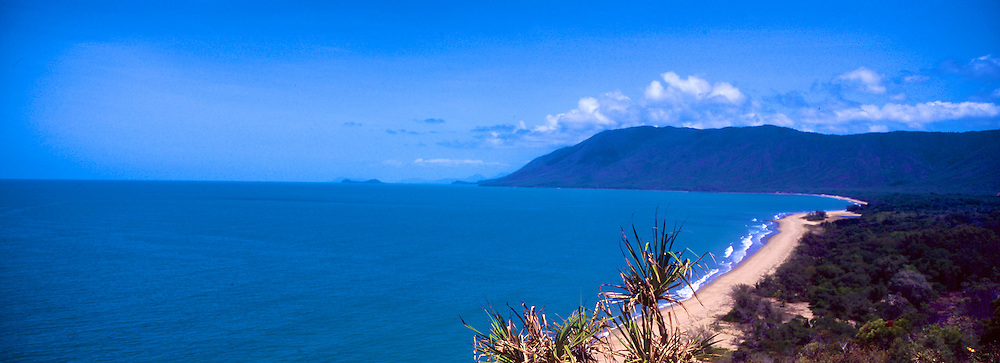 Looking South from Rex Lookout on the Cook Highway