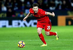 Adam Lallana of Liverpool - Mandatory by-line: Robbie Stephenson/JMP - 27/02/2017 - FOOTBALL - King Power Stadium - Leicester, England - Leicester City v Liverpool - Premier League
