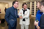 EDITOR; NICOLAS RACHLINE; LAPO ELKANN, Launch party for Above magazine. Serpentine Gallery. London. 11 December 2009