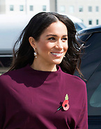 Meghan Markle's £8000 Earrings!