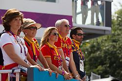 Spanisch Team<br /> Olympic Games London 2012<br /> © Dirk Caremans