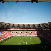 Nelson Mandela Stadium in Port Elizabeth - Wereldkampioenschap Zuid Afrika