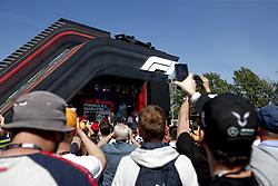 May 9, 2019 - Barcelona, Spain - Motorsports: FIA Formula One World Championship 2019, Grand Prix of Spain, ..F1 Fan Event, #44 Lewis Hamilton (GBR, Mercedes AMG Petronas Motorsport) (Credit Image: © Hoch Zwei via ZUMA Wire)