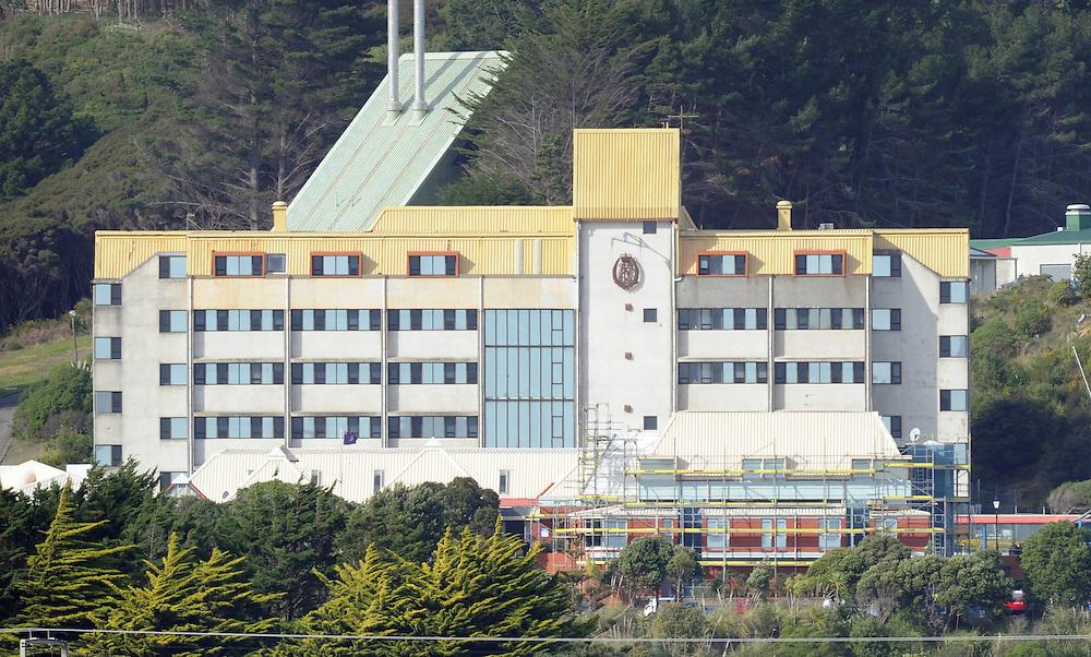 Police College, Porirua, Wellington, New Zealand, Thursday, July 18, 2013. Credit:SNPA / Ross Setford