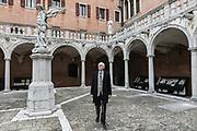 Venice, Archicvio di Stato, the director Raffaele Santoro