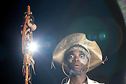 Belo Horizonte_MG, Brasil...Cia Burlantins com a peca Oratorio: A saga de Dom Quixote e Sancho Panca na SPASSO, escola de circo em Belo Horizonte, Minas Gerais...Cia Burlantins with the piece Oratorio: A saga de Dom Quixote e Sancho Panca at Spasso, circus school in Belo Horizonte, Minas Gerais...Foto: LEO DRUMOND / NITRO