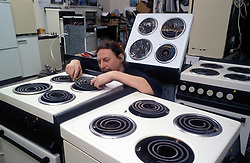 Kings Cross Furniture Project providing furniture & kitchen equipment to needy & low income, Repairing cookers, UK