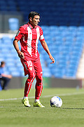 Jose Antonio-Reyes of Sevilla during the Pre-Season Friendly match between Brighton and Hove Albion and Sevilla at the American Express Community Stadium, Brighton and Hove, England on 2 August 2015. Photo by Stuart Butcher.