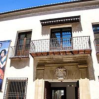 Museo Carmen Thyssen de Málaga, Andalucia. España. Carmen Thyssen Museum of Malaga, Andalucia. Spain