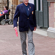 NLD/Amsterdam/20110722 - Afscheidsdienst voor John Kraaijkamp, John Bllumming