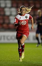 Bristol Academy Womens' Natasha Harding  - Photo mandatory by-line: Joe Meredith/JMP - Mobile: 07966 386802 - 13/11/2014 - SPORT - Football - Bristol - Ashton Gate - Bristol Academy Womens FC v FC Barcelona - Women's Champions League