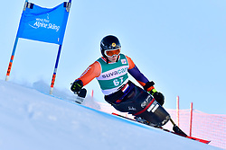 KAMPSCHREUR Jeroen, LW12-2, NED at the World ParaAlpine World Cup Veysonnaz, Switzerland