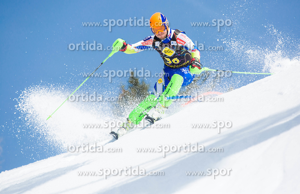 ROBIC Sergij  of Slovenia during Men's Super Combined Slovenian National Championship 2014, on April 1, 2014 in Krvavec, Slovenia. Photo by Vid Ponikvar / Sportida