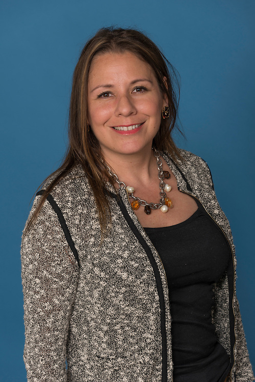 Katherine Hinebaugh as photographed for the Texas Apartment Association