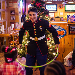 Toys for Tots at Hooters, St. Thomas