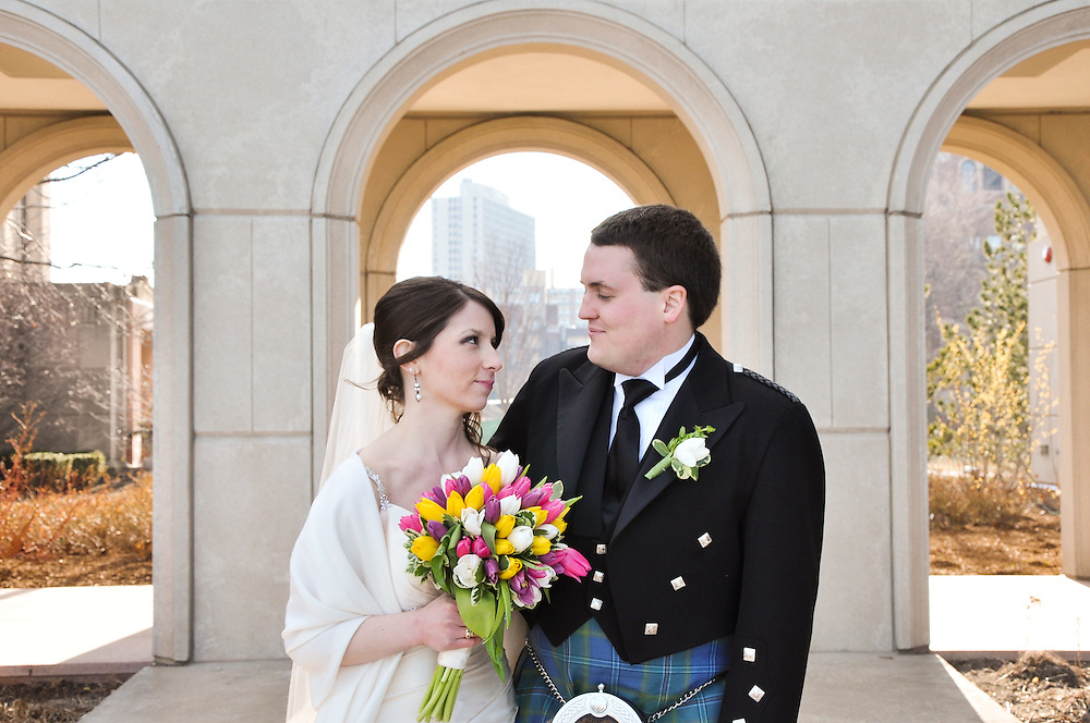 Kathleen & Brendan, Madonna della Strada Chapel, Loyola University Chicago