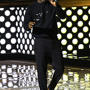 Speaker Idris Elba at 2020 WE Day UK at Wembley Arena, London, Uk 4 March 2020.