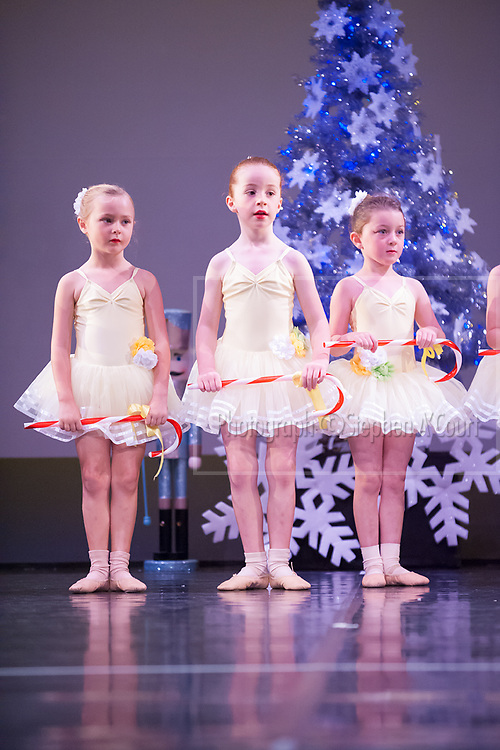 Wellington, NZ. 6.12.2015.  Candy Canes, from the Wellington Dance & Performing Arts Academy end of year stage-show 2015. Little Show, Sunday 10.15am. Photo credit: Stephen A'Court.  COPYRIGHT ©Stephen A'Court
