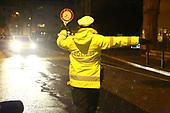 Polizeikontrolle in Ludwigshafen