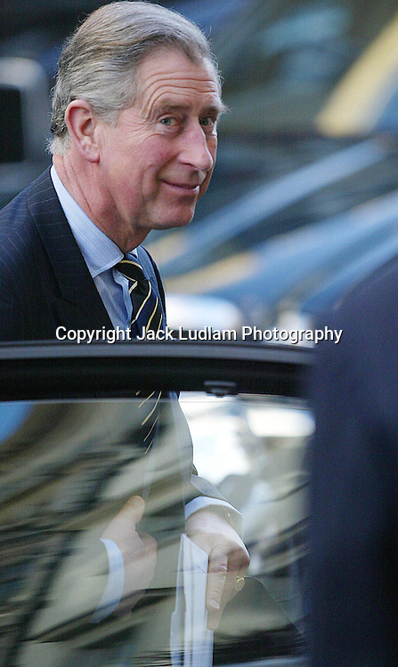 BYLINE JACK LUDLAM PRINCE CHARLES IS VISITING THE FLY HOUSE IN DOVER STREET