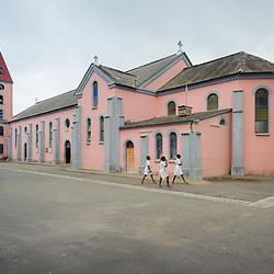 Missão Católica de Cabinda. Angola