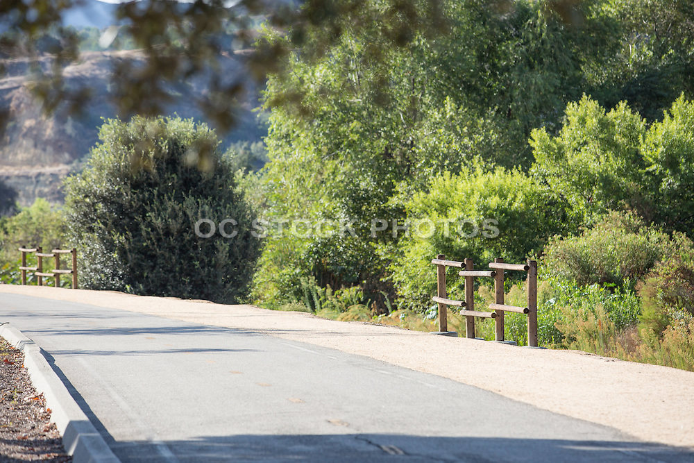 Nature Trail in Yorba Linda California