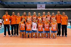 20120907 NED: EK Kwalificatie vrouwen Nederland - Denemarken, Apeldoorn