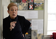 1/26/16 – Medford/Somerville, MA –  Former Director of the ExCollege Robyn Gittleman on Jan. 26, 2016. (Sofie Hecht / The Tufts Daily)