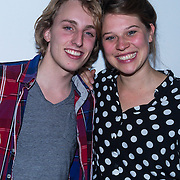 NLD/Amsterdam/20130918 - Reünie NCRV jeugdserie Spangas, Erik van Heijningen en …..