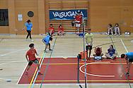 Campionati Studenteschi Italiani di Badminton e Orieentiring, 30 maggio Levico Terme 2016 © foto Daniele Mosna