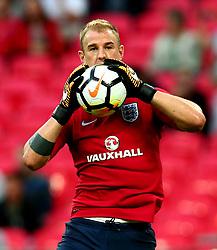 Joe Hart of England - Mandatory by-line: Robbie Stephenson/JMP - 04/09/2017 - FOOTBALL - Wembley Stadium - London, United Kingdom - England v Slovakia - 2018 FIFA World Cup Qualifier