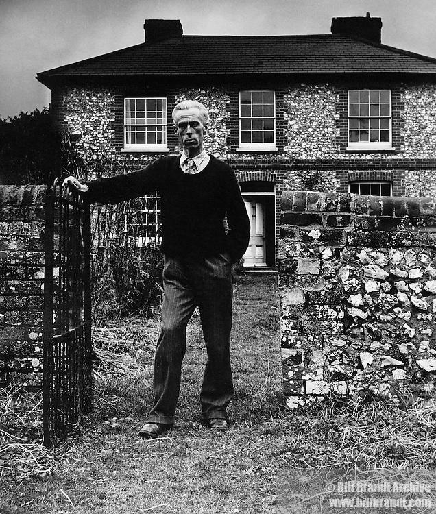 John Piper, Henley 1945 (Fawley Bottom Farmhouse)