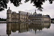 Chantilly, France.
