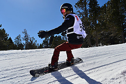 Europa Cup Finals Banked Slalom, PURDY Amy, USA at the 2016 IPC Snowboard Europa Cup Finals and World Cup
