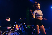 Meg Myers performs at The Crocodile on Monday, June 1, 2015.