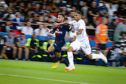 PSG Neymar runs during the French championship L1 football match between Paris Saint-Germain (PSG) and Caen on August 12th, 2018 at Parc des Princes, Paris, France - Photo Geoffroy Van der Hasselt / ProSportsImages / DPPI