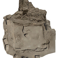 Foundation Pit of North Tower & North Enclosure Wall (6-15)