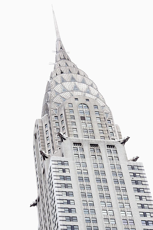 Chrysler Building, Midtown, Manhattan, New York City, USA