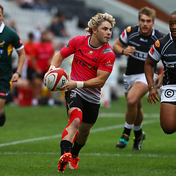 DURBAN, SOUTH AFRICA - SEPTEMBER 05: Faf de Klerk of the Pumas during the Absa Currie Cup match between Cell C Sharks and Steval Pumas at Growthpoint Kings Park on September 05, 2015 in Durban, South Africa. (Photo by Steve Haag/Gallo Images)