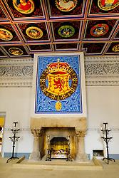 The King's Outer Hall, Stirling Castle, Stirling, Scotland<br /> <br /> (c) Andrew Wilson   Edinburgh Elite media