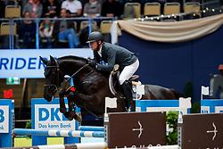 Estermann, Paul (SUI) Anaba Haize<br /> München - Munich Indoors 2017<br /> © www.sportfotos-lafrentz.de/Stefan Lafrentz