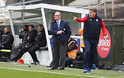 Peterborough United Manager Steve Evans issues instructions from the touchline - Mandatory by-line: Joe Dent/JMP - 07/04/2018 - FOOTBALL - Home Park - Plymouth, England - Plymouth Argyle v Peterborough United - Sky Bet League One