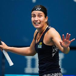 Anastasija Sevastova during the Us Open 2017