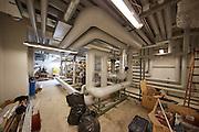 Eksperimentarium, Renovering og ombygning efter brand, Tuborg Havn , ovenlysvinduer