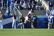 Ole Miss' Donte Moncrief (12) vs. Kentucky at Commonwealth Stadium in Lexington, Ky. on Saturday, November 5, 2011. ..