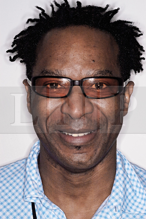 © Licensed to London News Pictures. 30/03/2003. London, UK FILE PICTURE of FELIX DEXTER. Friends have paid tribute to Felix Dexter, who died on Friday. The comedian and actor had suffered from myeloma, a type of bone marrow cancer. Reports said he was 52. Photo credit : Ian Reynolds/LNP